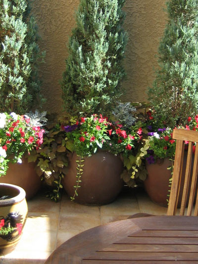 Urban Tuscan Style Garden And Landscaping Design Portfolio By Stonegate Gardens Of Denver